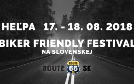 Horehronské Mecheche 2018 - Bikers Friendly Festival